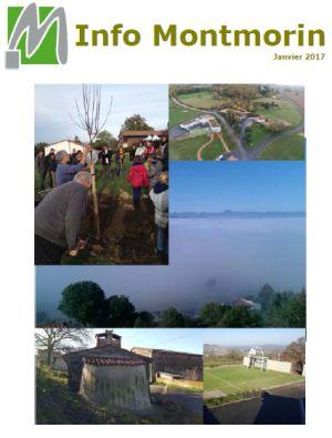 Info Montmorin janvier 2017