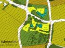 Calendrier des actions relatives au projet d'aménagement des abords de la salle polyvalente