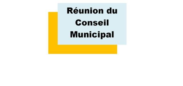 Mobilier - PLUi - Chantier - Verger - Elections - Transport scolaire