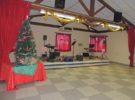 Comme chaque année en décembre, le C.C.A.S. a invité les habitants de plus de 65 ans à se retrouver autour d'un repas et partager un après-midi dansant.
