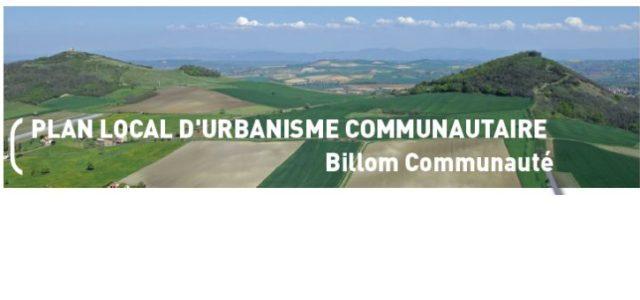 Troisième série de réunions publiques sur le thème : Projet de PLUH - Règlement et zonage